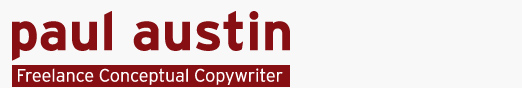 Paul Austin - Freelance Copywriter